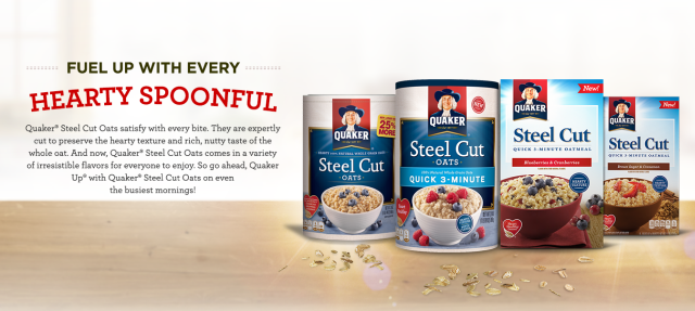 how to cook quaker steel cut oats