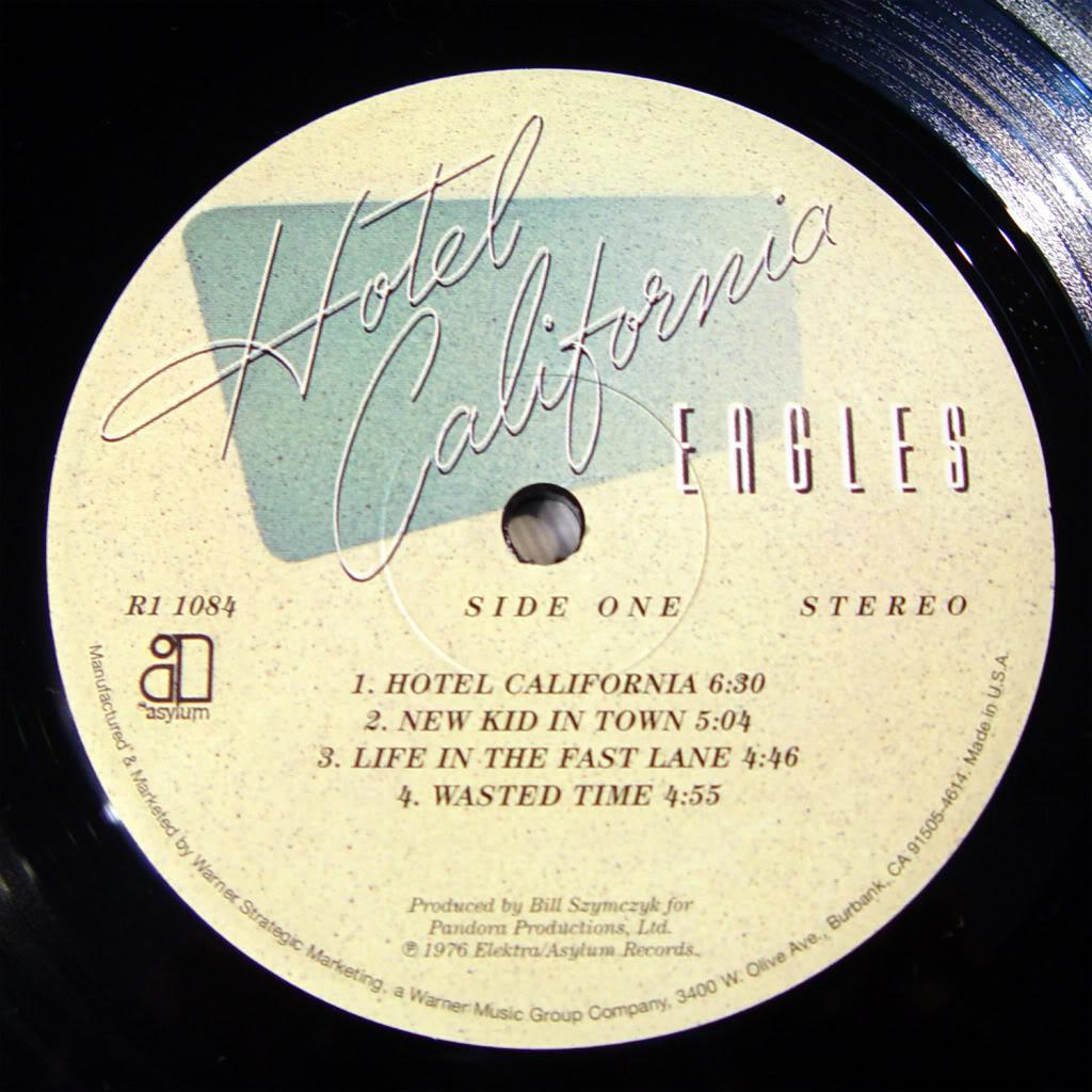 Things that bring back memories eagles hotel california for Hotel california
